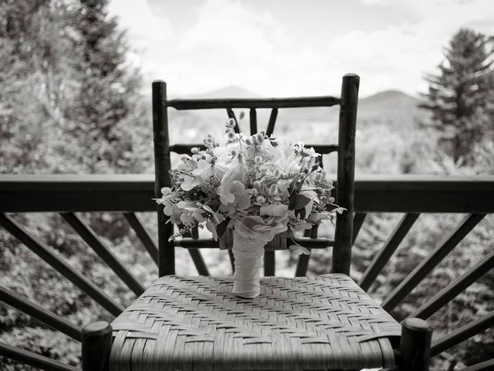 Tmx 1452111516804 Wedding Wire Pic Bouquet Saranac Lake wedding planner