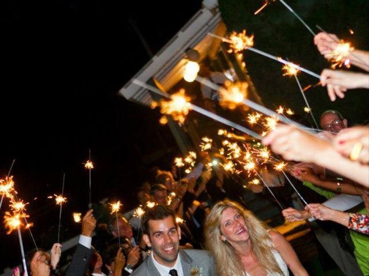 Tmx 1452111560407 Wedding Wire Pic Sparklers Saranac Lake wedding planner
