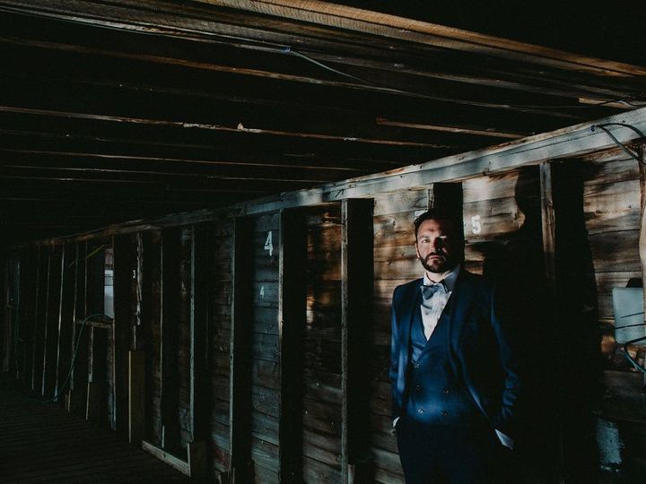 Tmx 1480366193074 Groom In Boathouse Saranac Lake wedding planner