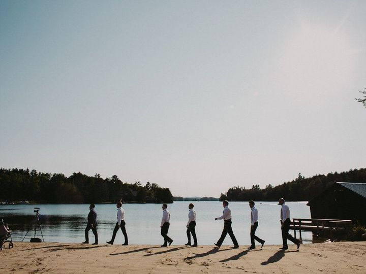 Tmx 1480366215273 Groomsmen Enterance Saranac Lake wedding planner