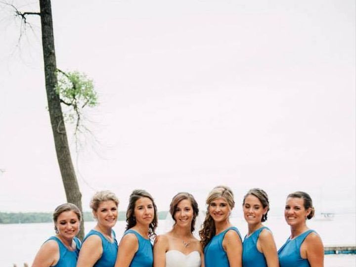Tmx 1480366393555 Vanbee   Angie And Jordan The Girls Saranac Lake wedding planner