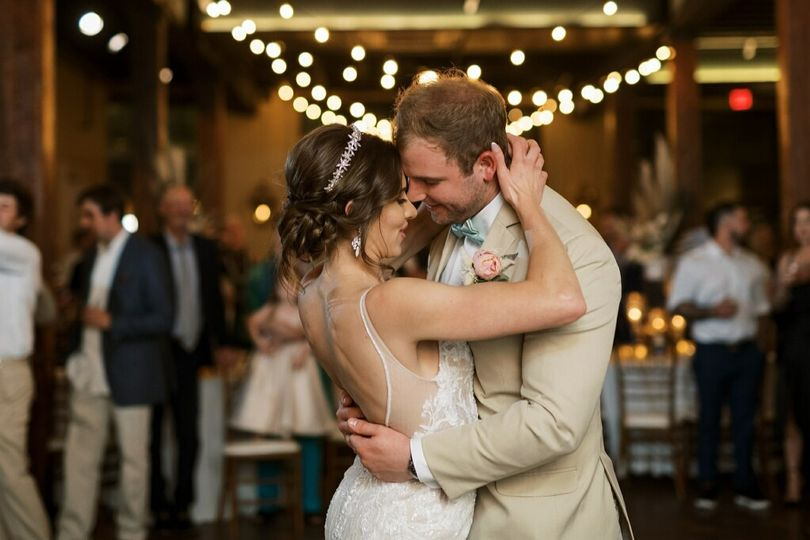 Aly & Tyler's First Dance