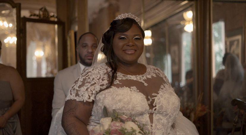 Miriam in the Bridal Suite