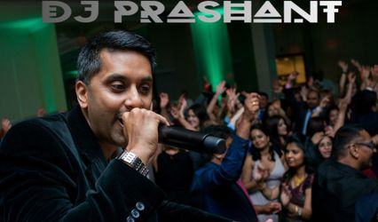 DJ Prashant - Indian Wedding DJ in Chicago 1