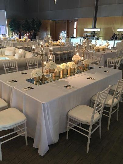 Wedding Catering Alumni Center