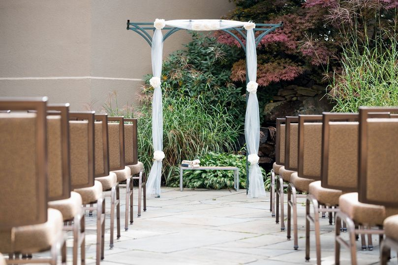 Ceremony Arch Design