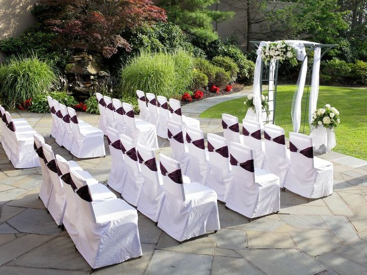 Tmx 1474384874049 Patioceremony1 Wilkes Barre, PA wedding venue