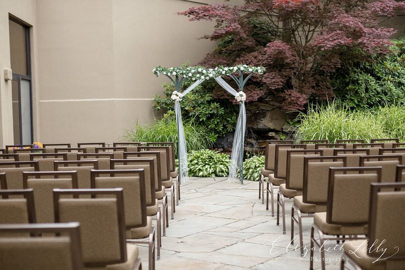 Ceremony Layout