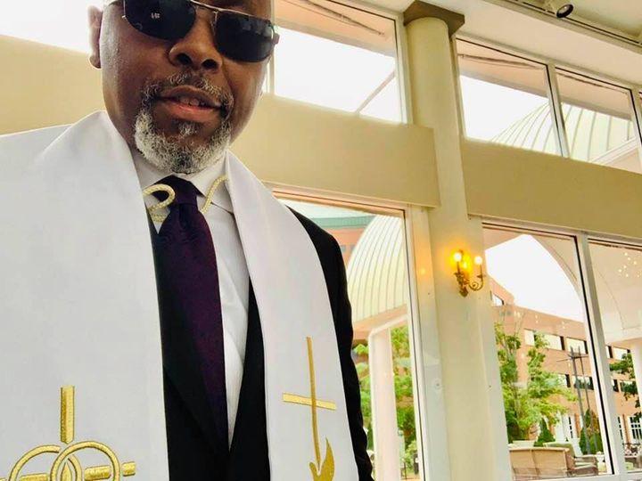 Reverend Carmichael