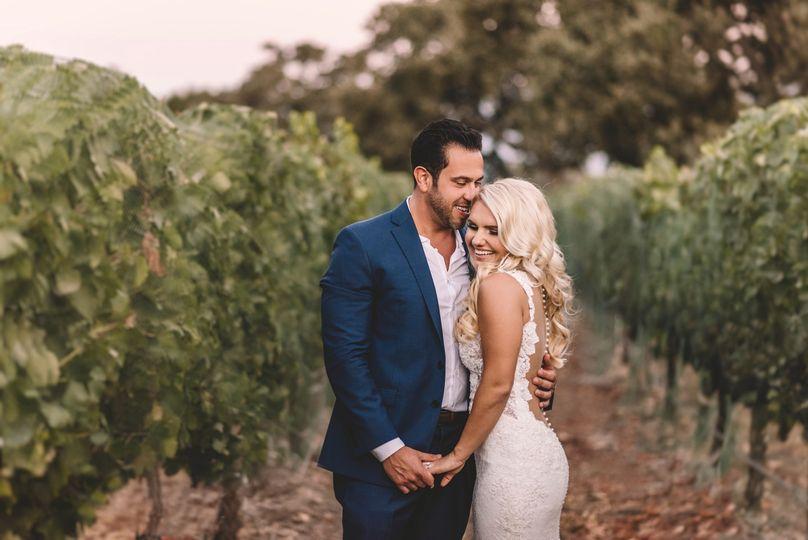 Roblar Winery Wedding in Santa Ynez California