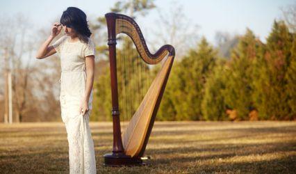 Alisa Coffey - Harpist