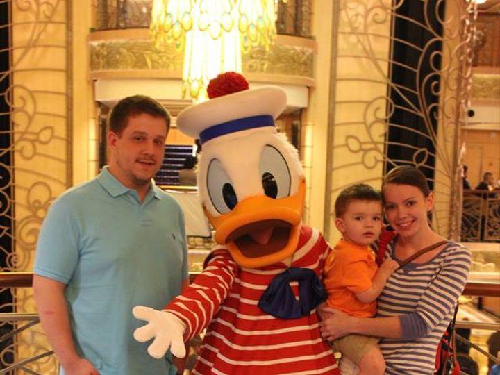 Tmx Brit Ryan Cole Disney Cruise With Donald 51 1029077 Crystal River, Florida wedding travel