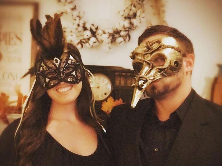 Tmx Dan Alyssa Masks 51 1029077 Crystal River, Florida wedding travel