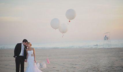 The wedding of Trevor and Sara