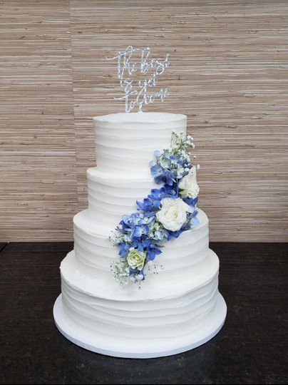 Wedding and ceremony cakes