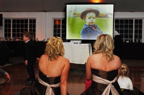 We have very nice Video Projection Equipment which includes a medium sized front projection screen,...