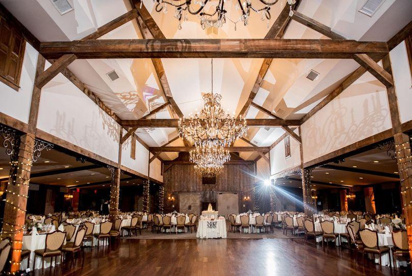 Normandy farm hotel wedding