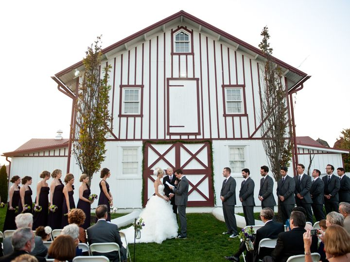 Tmx 1415032662431 Barn Backdrop Blue Bell, PA wedding venue