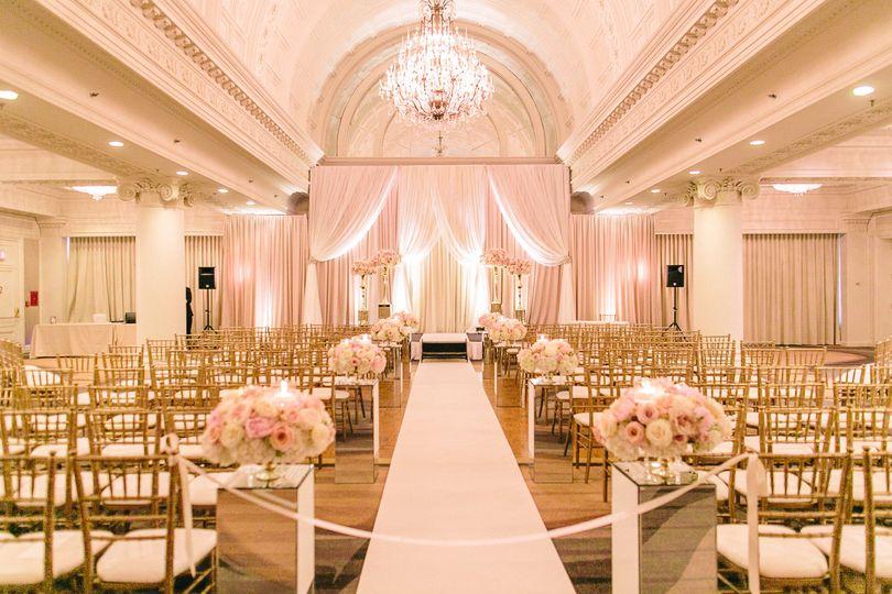 The King Edward Hotel Wedding Ceremony Amp Reception Venue Ontario
