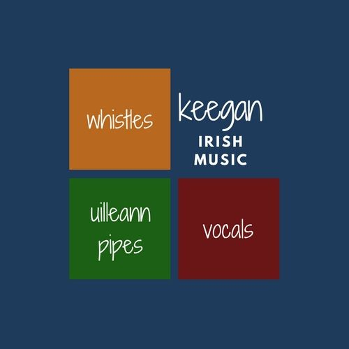 Logo - whistles, pipes, vocals