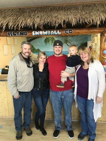 Island snowball family