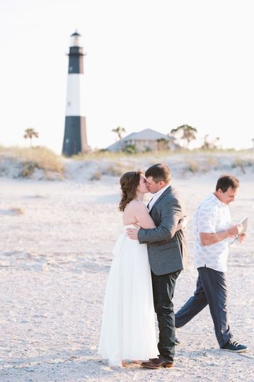 Tybee Island Intimate Wedding