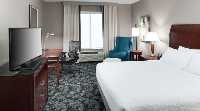 Newly Renovated King Room