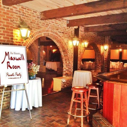The Historic Maxwell Room Reviews Amp Ratings Wedding Ceremony Amp Reception Venue Wedding