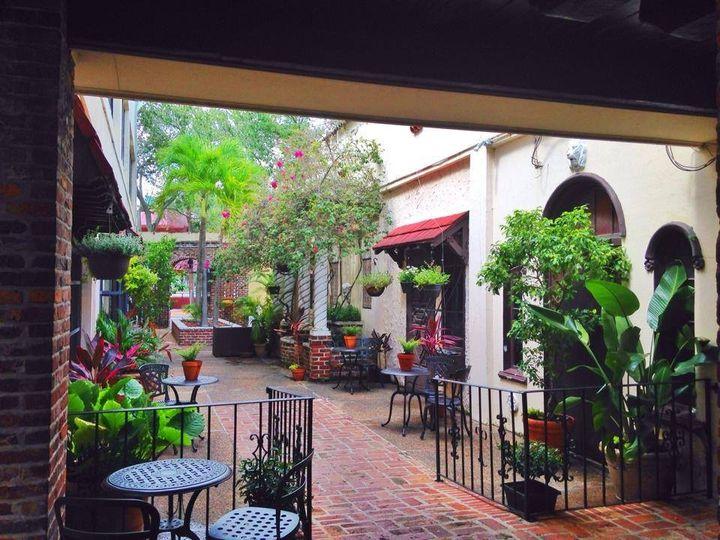 Tmx 1415827068998 Courtyard Garden Fort Lauderdale, Florida wedding venue