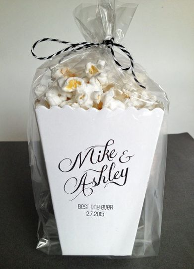 Delightful kettle corn