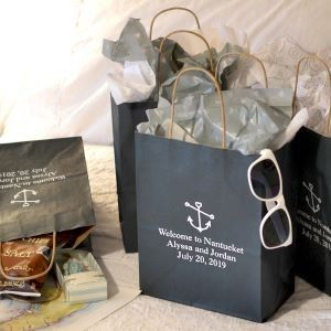 Personalized Wedding Bag