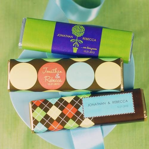 Exclusive Personalized Chocolate Bars