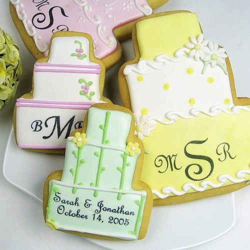 Tmx 1210364633688 Personalized Cake Cookies 500 Mountain View, CA wedding favor