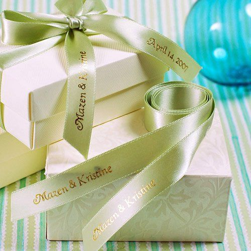 Tmx 1302887138793 Doublefacedsatinribbon500 Mountain View, CA wedding favor