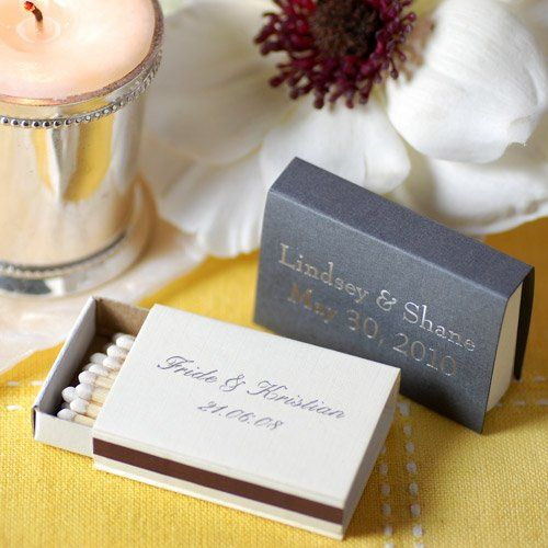 Tmx 1302887142902 Personalizedmatchboxes500 Mountain View, CA wedding favor