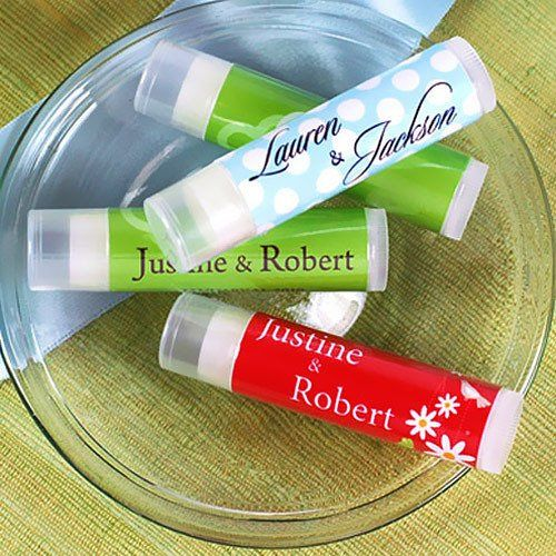 Tmx 1307999607658 Personalizedlipbalmweddingfavors500 Mountain View, CA wedding favor