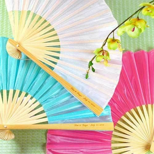 Tmx 1307999867879 Personalizedsilkfans500 Mountain View, CA wedding favor