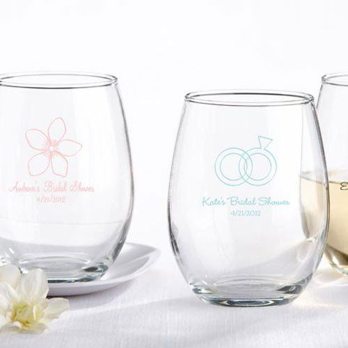 Tmx 1308000262609 Personalizedstemlesswineglass500 Mountain View, CA wedding favor
