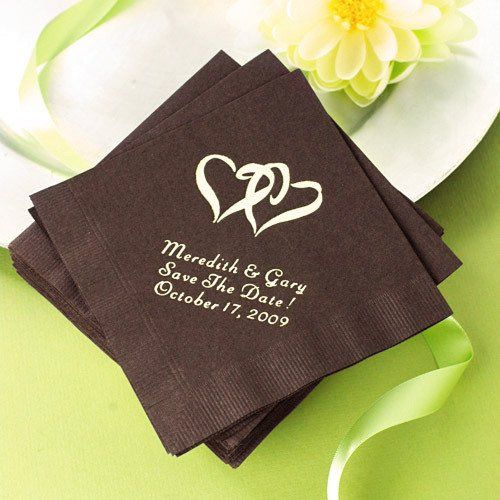 Tmx 1308000616825 Personalizedweddingnapkins500 Mountain View, CA wedding favor