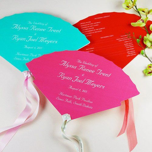Tmx 1308000878514 Weddingprogramfans500 Mountain View, CA wedding favor