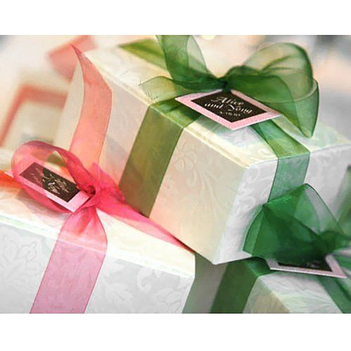 Tmx 1308001702254 Rectangularembossedfavorboxes500 Mountain View, CA wedding favor