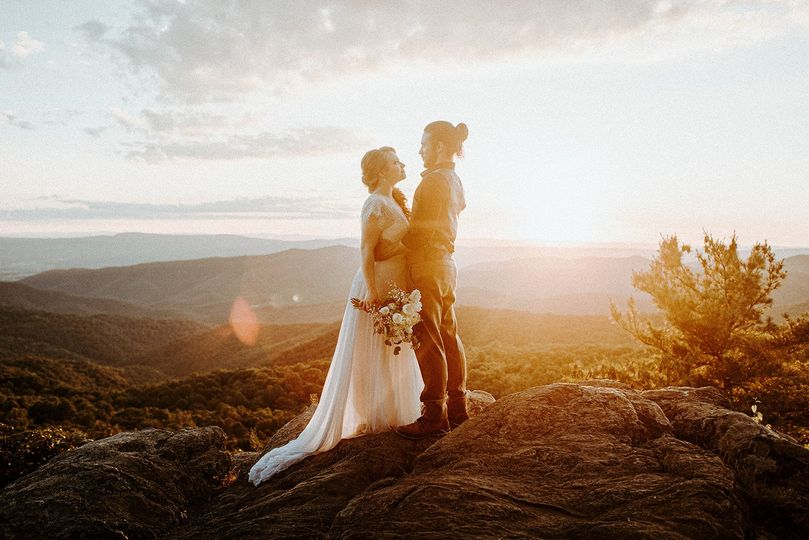 In Love In The Mountains