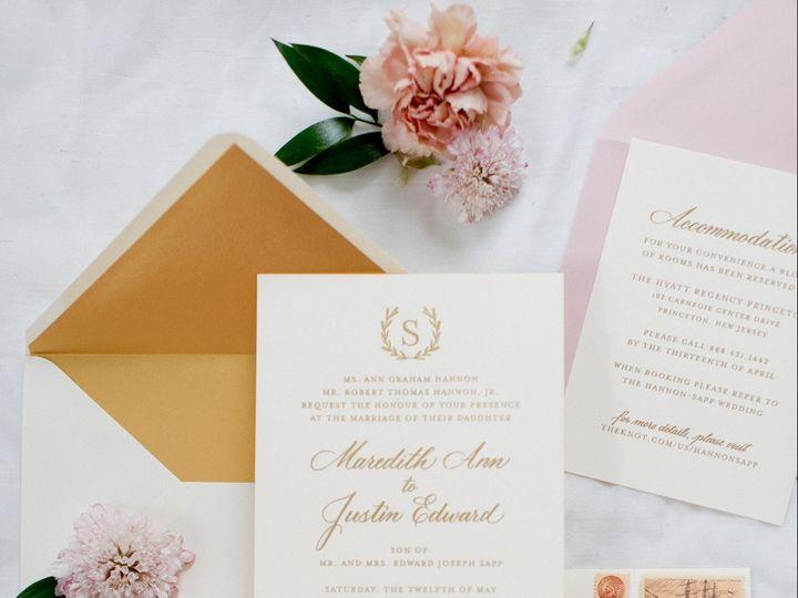 Tmx Lewesletteringco Traditional Invitation Classic Elegant Gold Copy 51 946177 Lewes wedding invitation