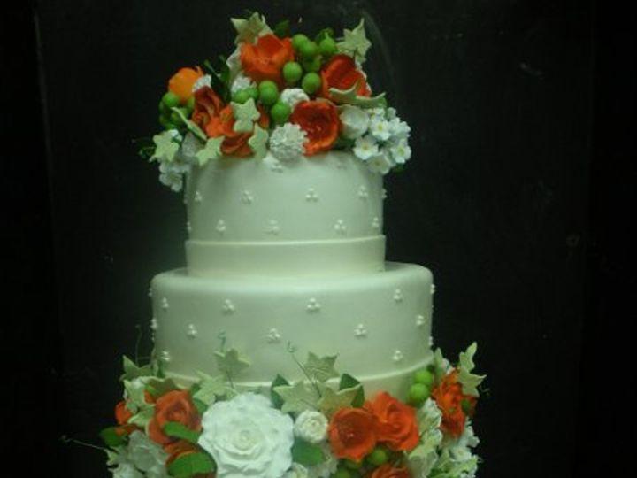 Tmx 1329065221652 WeinstockGeorgios2 Port Jefferson, New York wedding cake