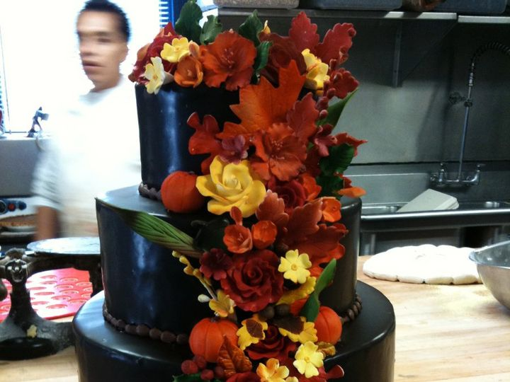 Tmx 1341943273581 IMG1706 Port Jefferson, New York wedding cake