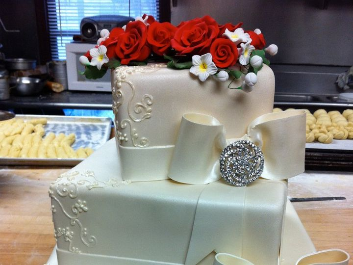 Tmx 1341943288895 IMG3992 Port Jefferson, New York wedding cake