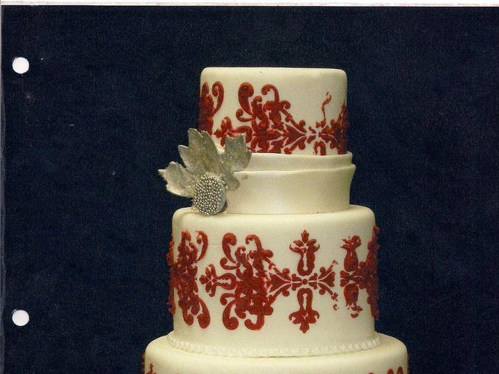 Tmx 1341943426488 Scan78 Port Jefferson, New York wedding cake