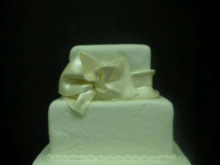 Tmx 1341943533312 004 Port Jefferson, New York wedding cake