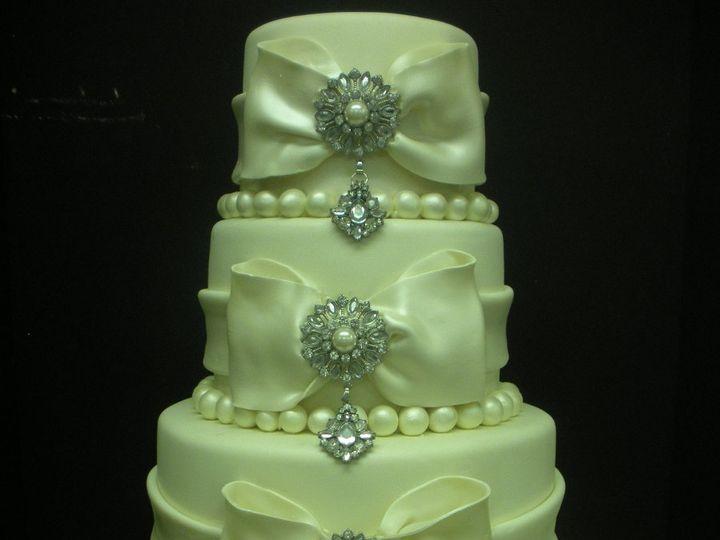 Tmx 1341943848913 DSCN3713 Port Jefferson, New York wedding cake