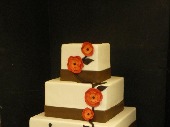 Tmx 1342367402476 CresthollowSample9a.jpg Port Jefferson, New York wedding cake